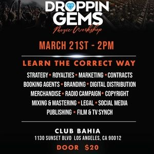 All song writers, artists producers and labels